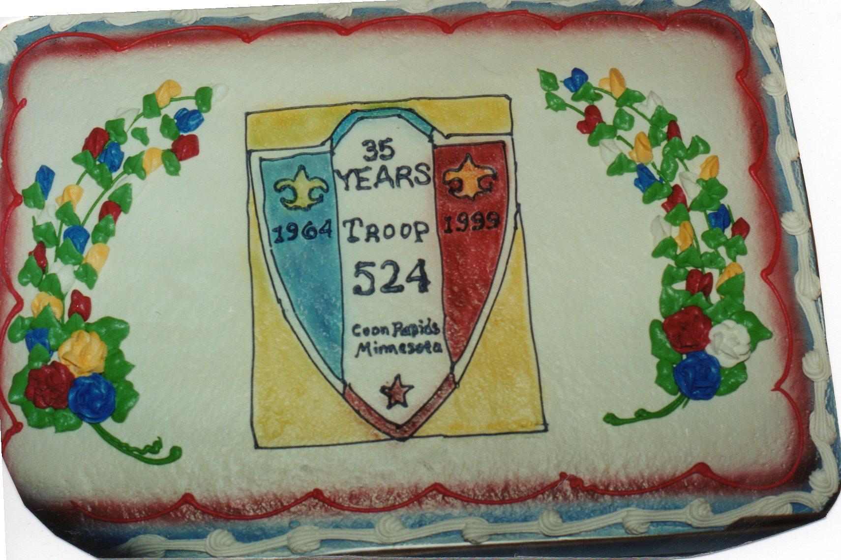 1999-35th Anniversary