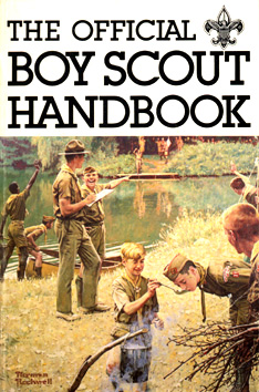 1979-New Boy Scout Handbook