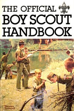 1979-New Boy Scout Handbook