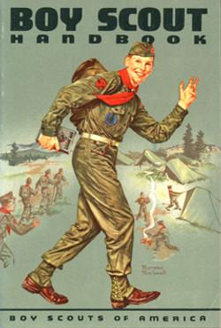 1964-New Boy Scout Handbook
