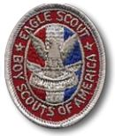 1985-New Eagle Patch
