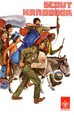 1976-New Boy Scout Handbook