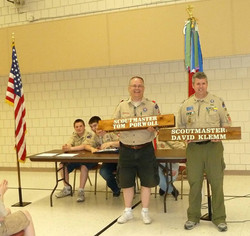 2011-Transitioning Scoutmasters