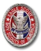 1986-New Eagle Patch