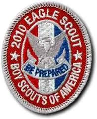 2010-Eagle Scout Patch