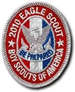 2010-Eagle Scout Patch