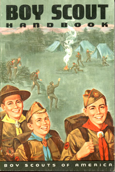 1966-New Boy Scout Handbook