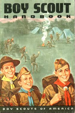 1966-New Boy Scout Handbook