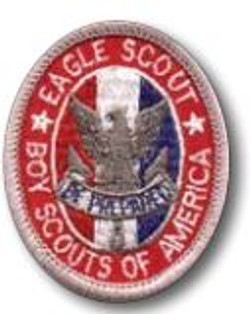 1991-New Eagle Patch