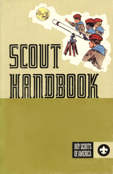 1973-New Boy Scout Handbook