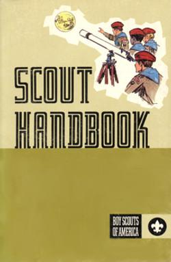 1973-New Boy Scout Handbook