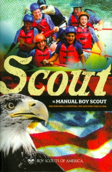 2008-New Boy Scout Handbook
