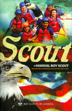 2008-New Boy Scout Handbook