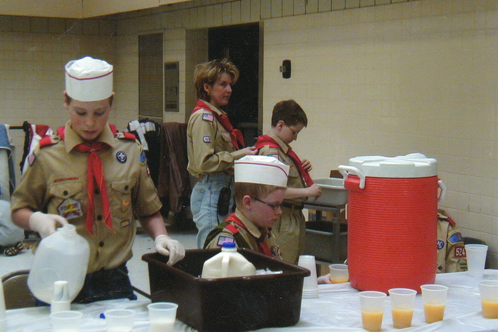 2003-Pancake Breakfast