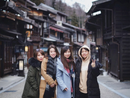 Hành trình 600km từ Osaka tới Nagano trong 1 ngày