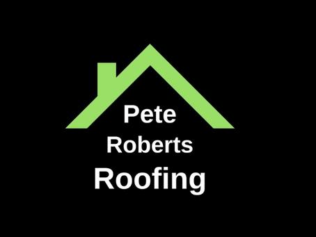 Player Sponsorship Announcement - Pete Roberts Roofing proudly sponsor Joe Wilson