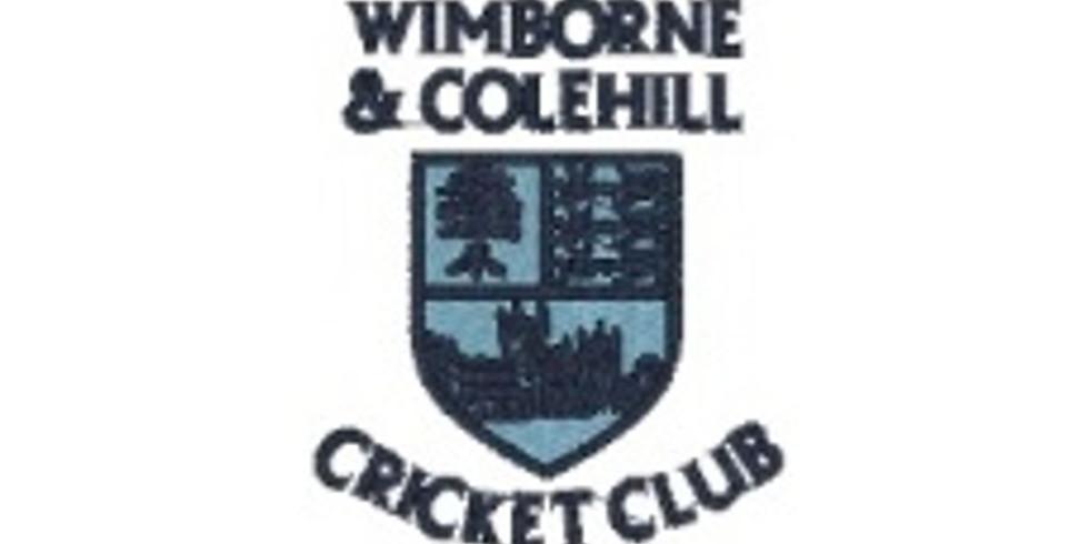 Poole Town CC 2nd XI v Wimborne & Colehill CC 2nd XI