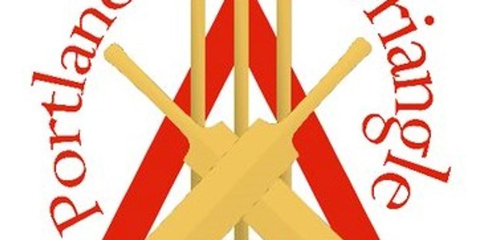Portland Red Triangle CC 2nd XI v Poole Town CC 3rd XI