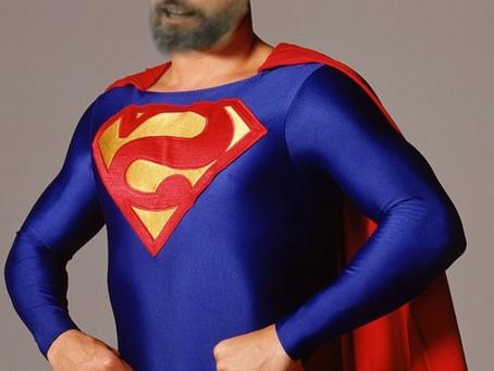 Wonder Wormo - Poole Towns Own Superhero!
