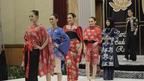 Batik Seroja Dara, Terinspirasi Dari Keindahan Tanaman