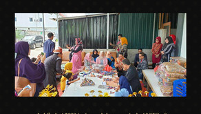 Bersama dengan Kadisparbud Pekanbaru, Datuk Khamis Jaelani Mengunjungi Galeri NZCraft.