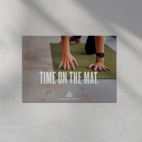 TIME ON THE MAT GIFT CARDS
