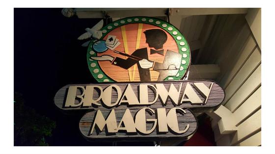 Broadway Magic