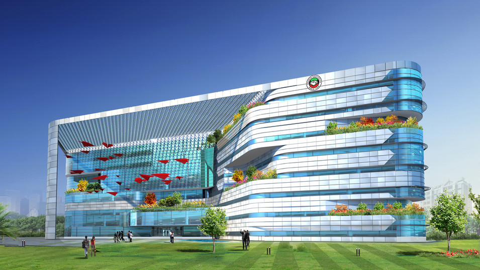Proposed IT Building at Banglore