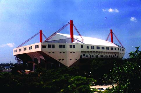 Rajiv Gandhi Indoor Stadium