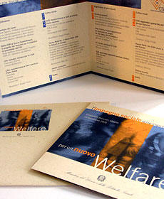 Brochure Evento Welfare Varese 2006