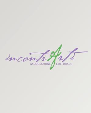 """Logo Associazione culturale """"IncontrArti"""""""