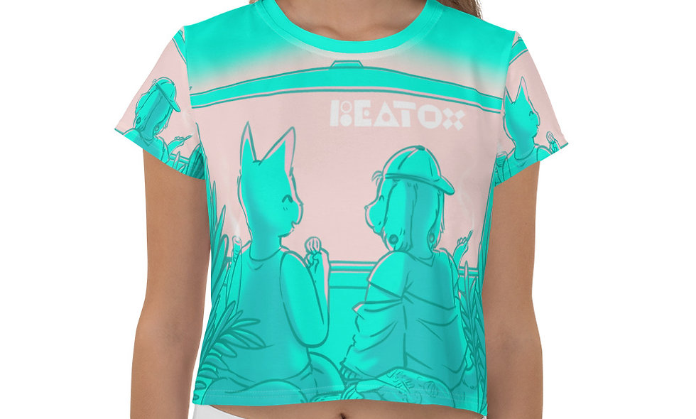 """Be My Friend"" T-shirt (Women's)"