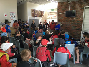 Final results Australian Junior Classes Camp 2016
