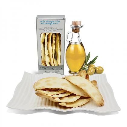 Fratelli Comino - Lingue Flatboard - Huile d'olive