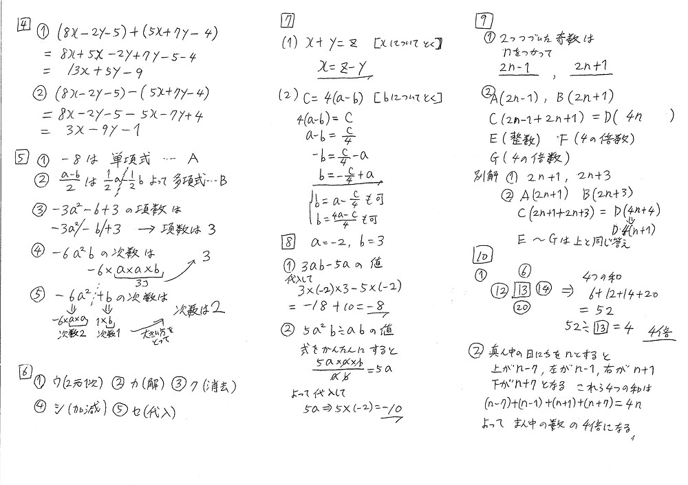 イット 数学 トライ