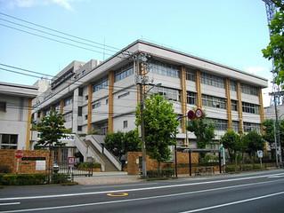 自動車科もある、都立墨田工業高等学校
