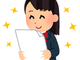 P1篠崎生の成績表やテスト結果がだいぶそろいました