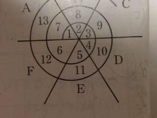 瑞三中 中2 1学期 期末試験 5番(3)(4)