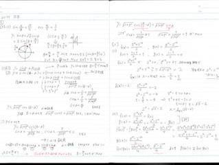 2021年大学入学共通テスト数学ⅡB 解説解法参考例