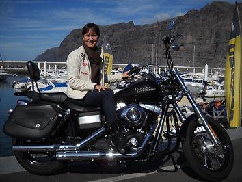 Tenerife/Los Gigantes/ Harley Davidson