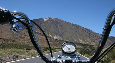 Teide Harley Tour