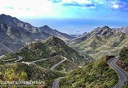 La Gomera en moto Harley Davidson, Canary Islands Rides