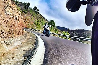 Teide Harley Davidson Tour