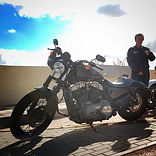 Harley Davidson Nightster 1200 Canary Islands Rides Tenerife Rental & Tours
