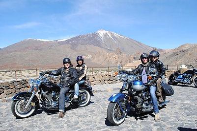 Tenerife/Teide/ Harley Davidson