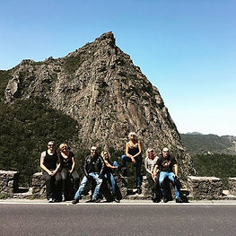 Harley-Davidson Rental and Guided Tour Tenerife