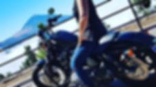 Excursiones en moto Harley Davidson de paquete