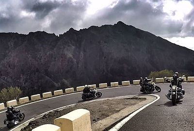 Masca Harley Tour