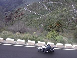 Masca Harley Davidson Tour