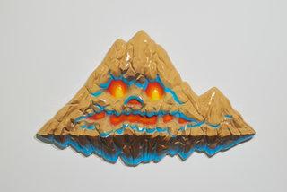 Flying mountain 2 #10